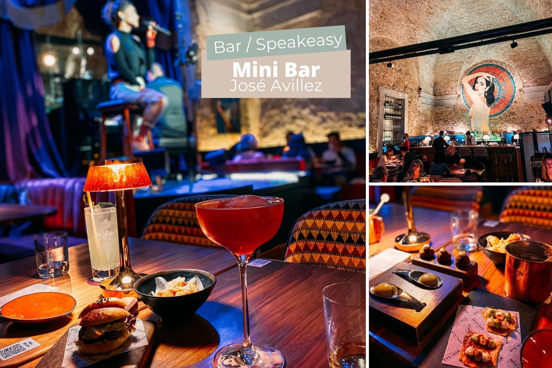 mini bar lisbonne