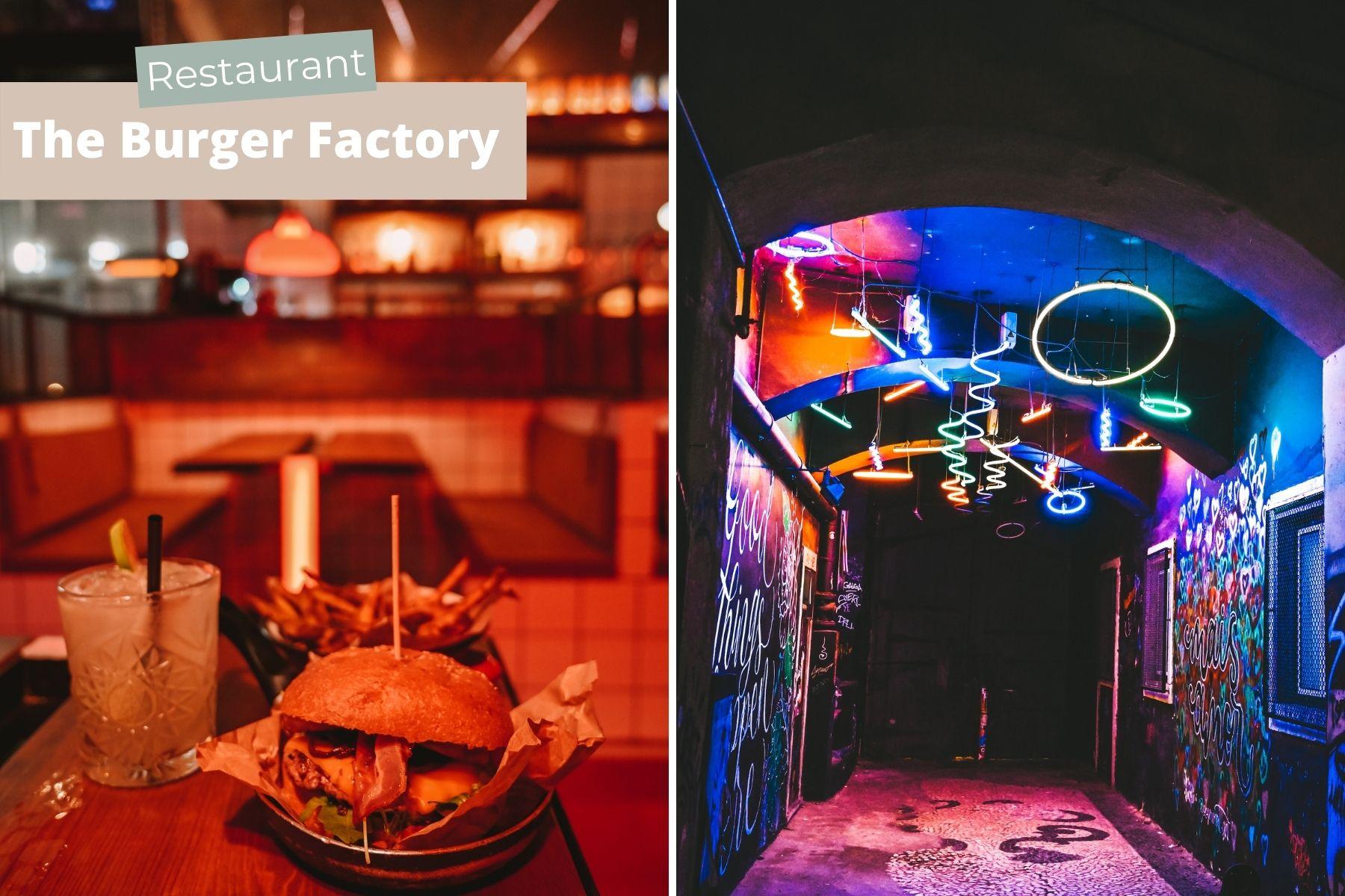 the burger factory lisbonne