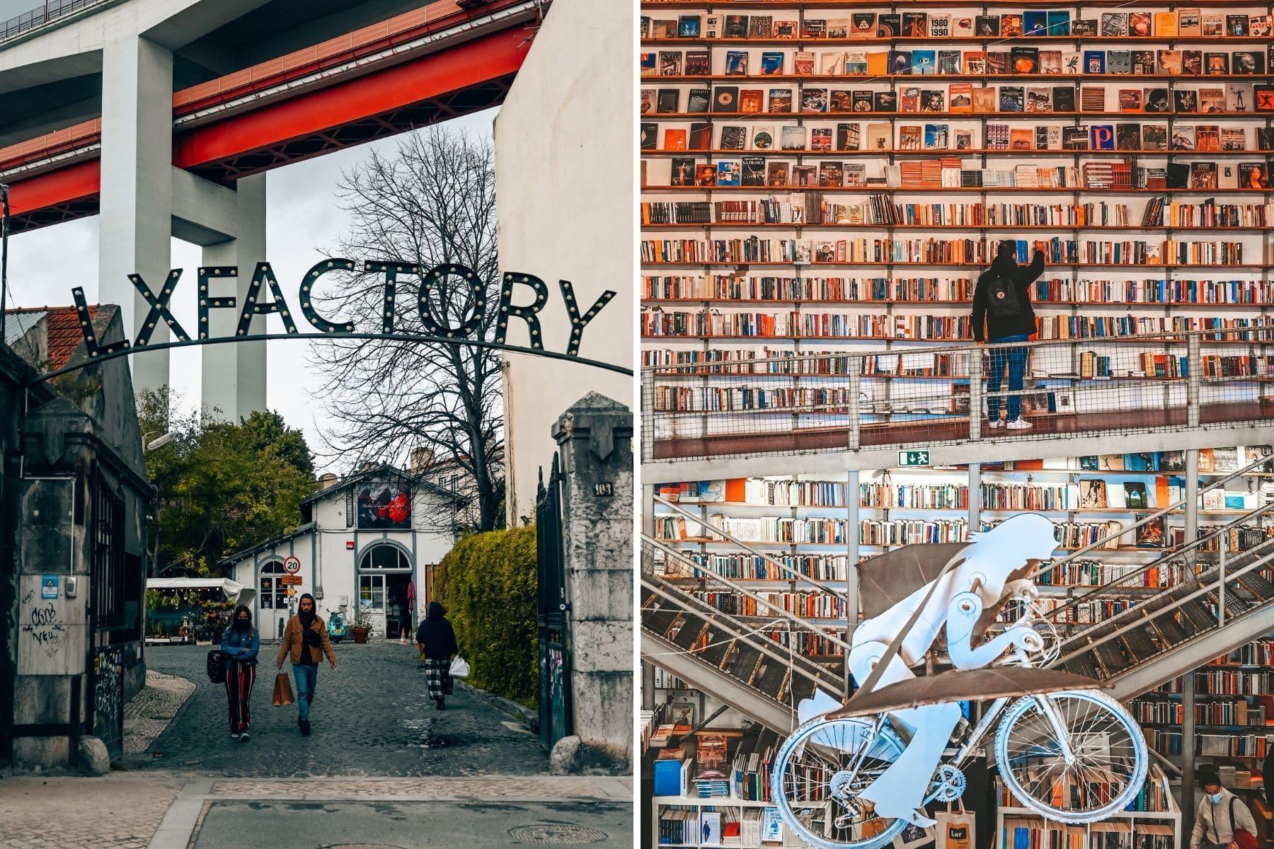 lx factory lisbonne