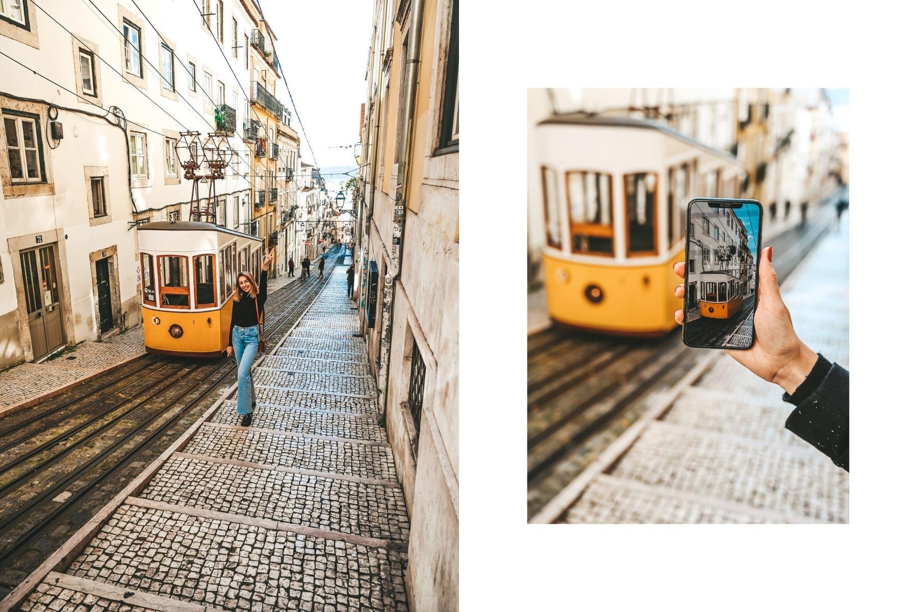 visiter lisbonne tramway 28