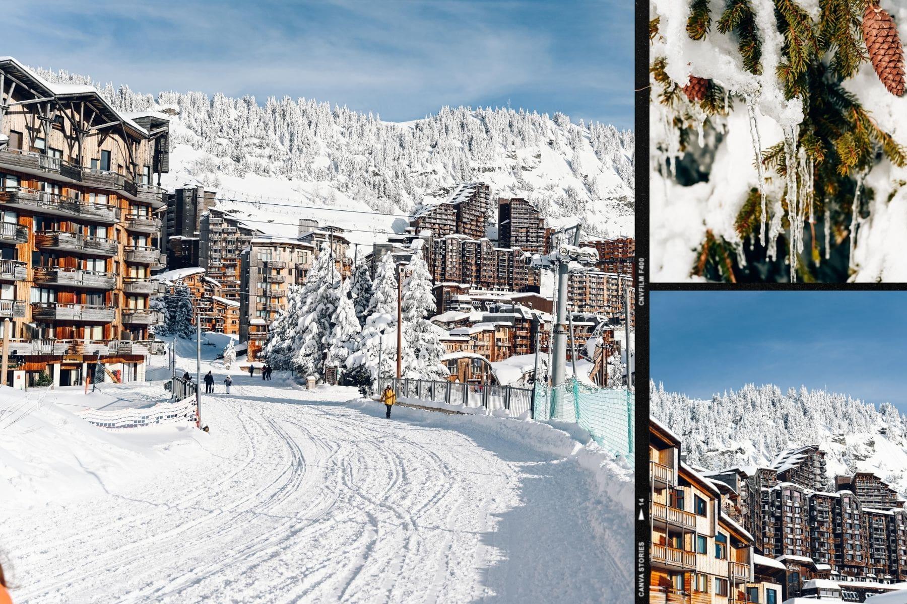 avoriaz station de ski