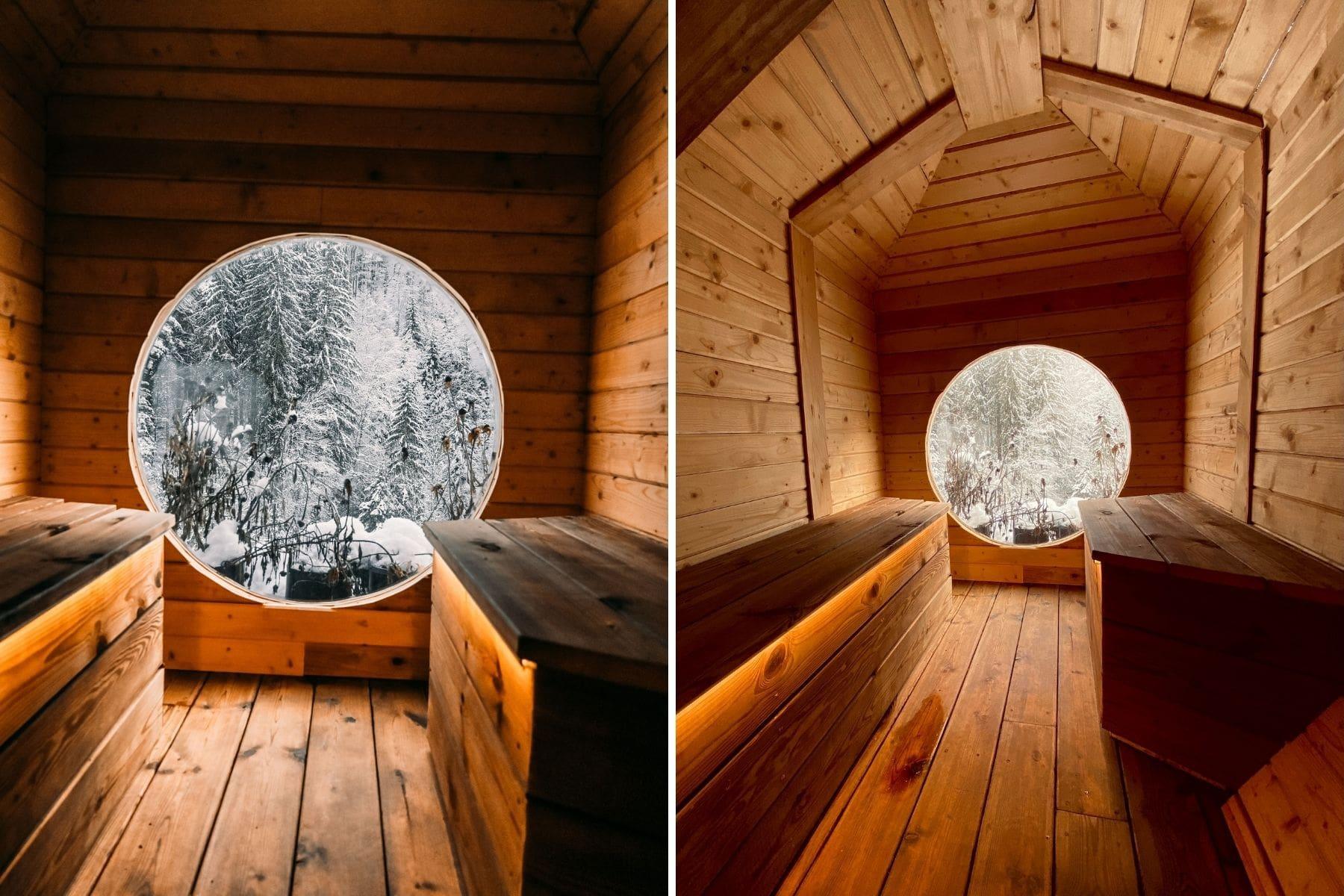 sauna mont amour