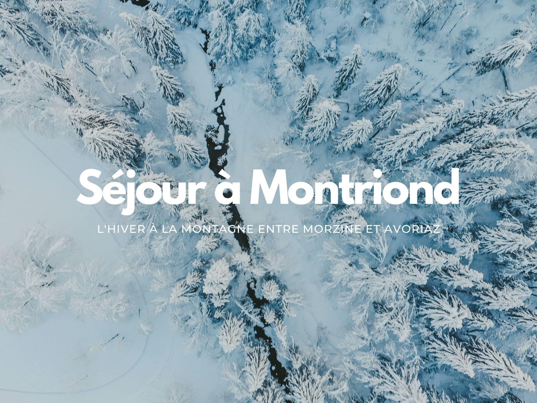 Montriond