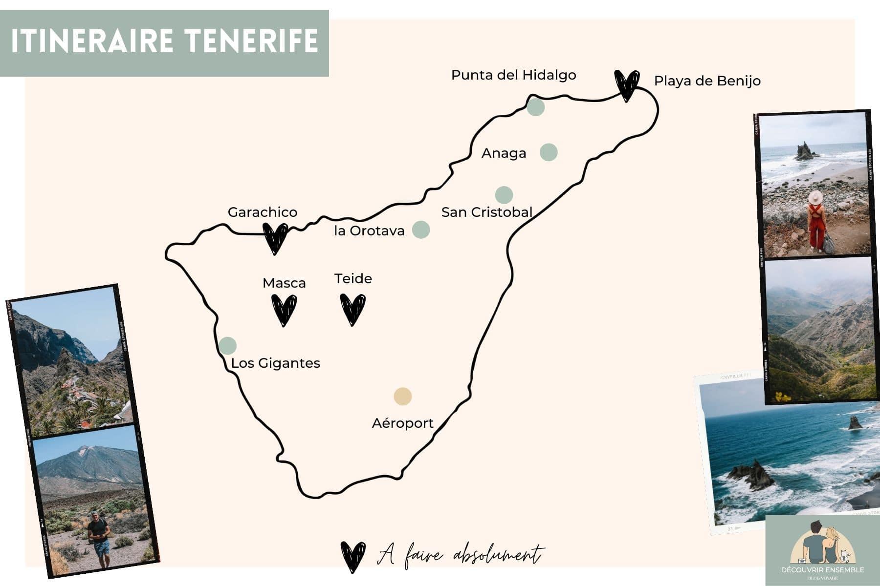 Que faire à Tenerife