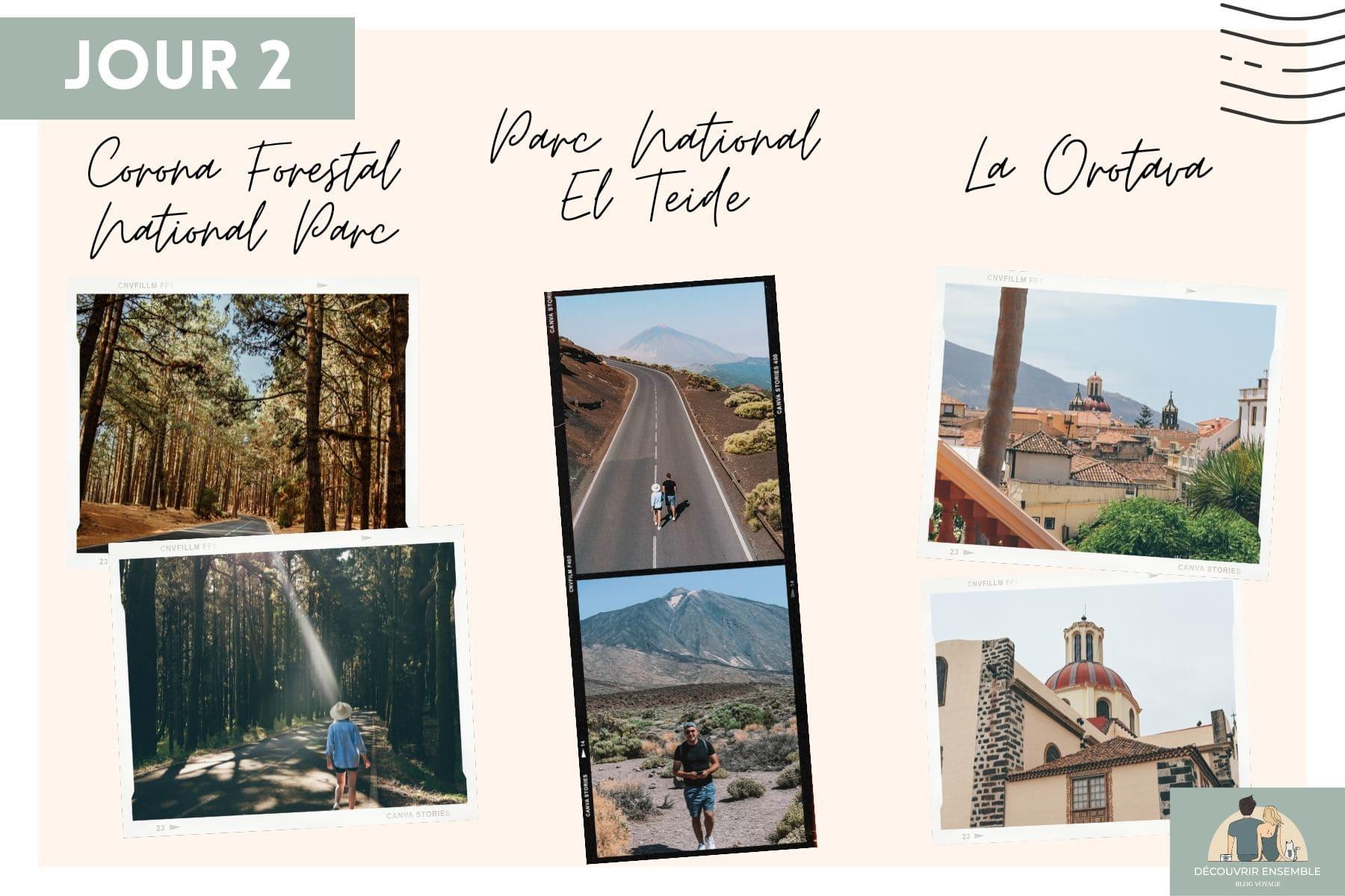 itineraire tenerife 2